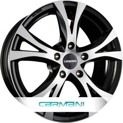 Carmani 9 Compete 6.5x16 ET41 5x115 70.2 H2