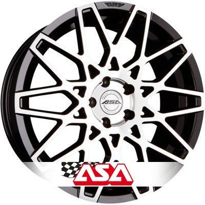 ASA GT4 8.5x18 ET35 5x120 72