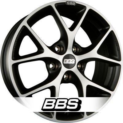 BBS SR 8x18 ET50 5x114.3 82