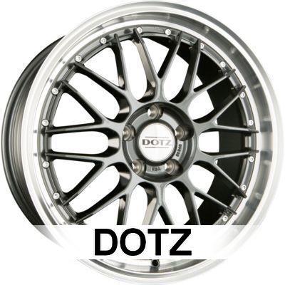 Dotz Revvo 9.5x19 ET35 5x112 70.1
