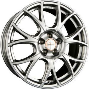 Speedline SL5 Vincitore 8x18 ET50 5x108 76
