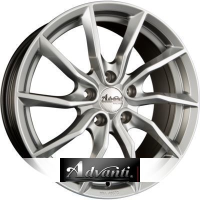Advanti Racing Turba 8.5x18 ET40 5x114.3 72.6