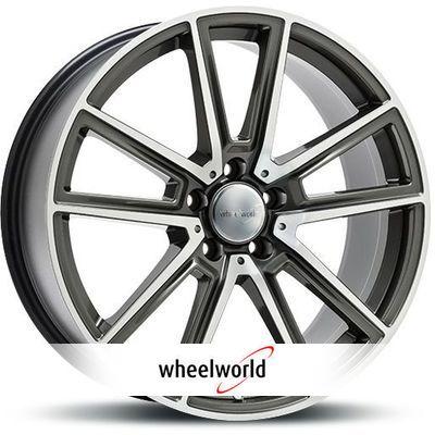 Wheelworld WH30 8.5x19 ET45 5x112 66