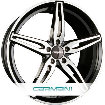 Carmani 15 Oskar 8.5x18 ET42 5x114.3 72