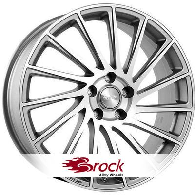 Brock B39 7x17 ET38 4x100 63