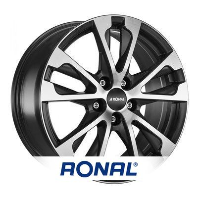 Ronal R61 7.5x17 ET54 5x112 66.5