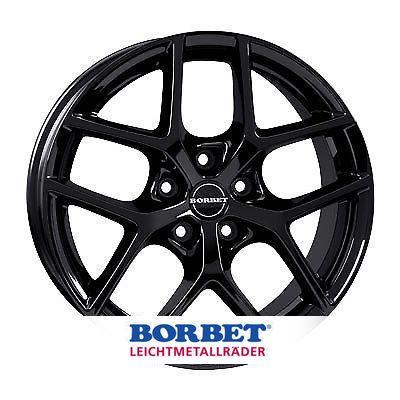 Borbet Y 7.5x17 ET37 5x112 66.5