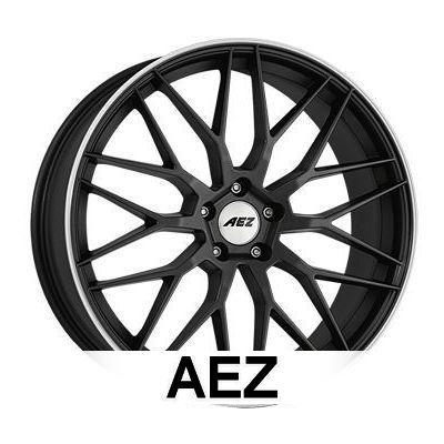 AEZ Crest Dark 8x19 ET45 5x108 70.1