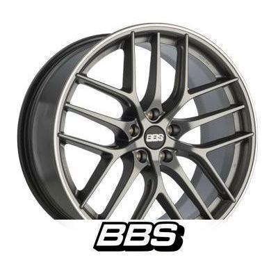 BBS CC-R 9.5x20 ET35 5x114.3 82