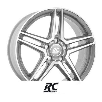 RC-Design RC D17 7.5x17 ET40 5x112 66.6