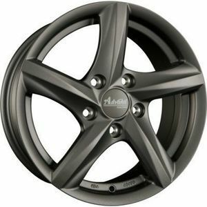 Advanti Racing NEPA Dark 5.5x14 ET38 4x108 63.4 H2