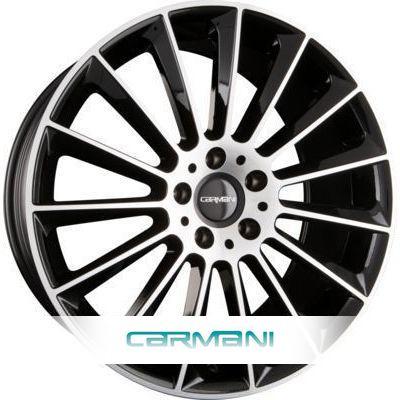 Carmani 17 Fritz 8.5x20 ET48 5x112 66.6 H2