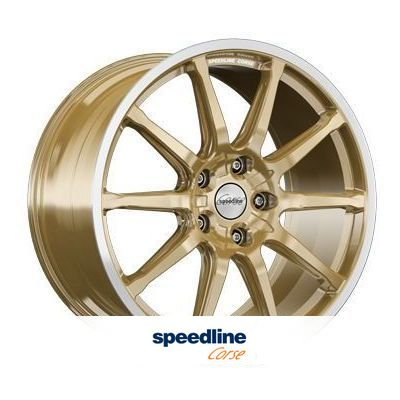 Speedline SC1 Motorismo 9.5x20 ET71 5x130 71.58