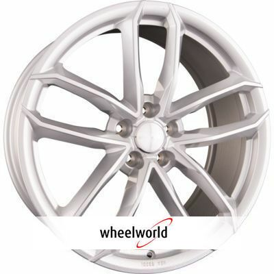 Wheelworld WH33 9x21 ET22 5x112 66.6