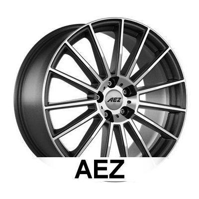 AEZ Steam 8.5x18 ET37 5x120 72.6