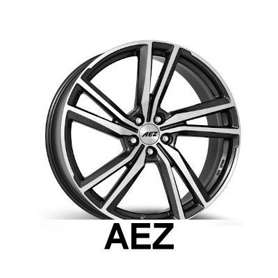 AEZ North 8.5x19 ET45 5x108 63.4 H2