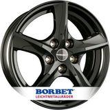 Borbet TL 6x15 ET38 5x100 57.1