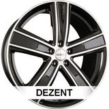 Dezent TH DARK SUV 7x16 ET37 5x108 70.1