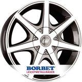 Borbet CWE 8.5x18 ET20 5x115 71.6
