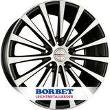 Borbet BLX 8.5x20 ET25 5x120 72.5