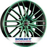 Borbet CW4 8x18 ET48 5x112 72.5