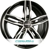 Carmani 14 Paul 7x16 ET39 5x112 66.6