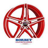 Borbet XRT 9x18 ET30 5x112 72.5