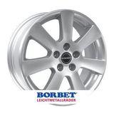 Borbet CA 6.5x15 ET35 4x100 64