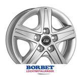 Borbet CWD 6.5x16 ET45 5x114.3 66.1