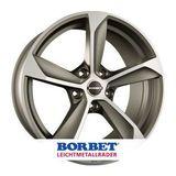 Borbet S 8.5x19 ET30 5x112 72.5