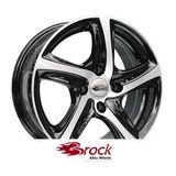 Brock B25 6.5x15 ET38 4x100 63.4