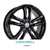 Carmani 5 Arrow 7.5x17 ET47 5x112 66.6