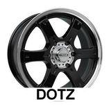 Dotz Crunch 8x17 ET20 5x114.3 71.6