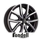 Rondell 02RZ 8x17 ET48 5x112 70.4