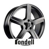 Rondell 0223 6.5x15 ET43 5x108 70.4