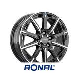 Ronal R60-Blue 6.5x16 ET40 5x114.3 82