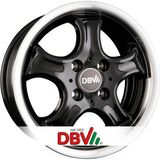 DBV Tahiti 6x14 ET37 4x100 63.3