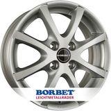 Borbet LV4 6.5x15 ET35 4x100 64