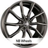 NB Wheels NB1 8.5x19 ET40 5x112 72.6