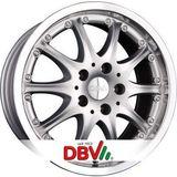 DBV Australia 7x15 ET38 4x100 63.3