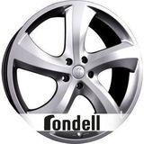 Rondell 0047 8.5x18 ET48 5x112 70.4