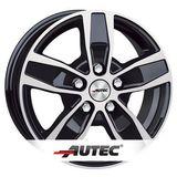 Autec Quantro 6x15 ET60 5x130 84.1