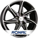 Ronal R51 8x17 ET33 5x108 76