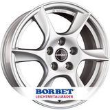 Borbet TL 5x14 ET35 5x100 57.1