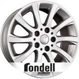 Rondell 0221 7.5x16 ET41 5x112 66.6