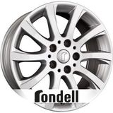 Rondell 0221 7.5x16 ET41 5x112 66.6 H2