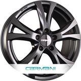 Carmani 9 Compete 6.5x16 ET45 5x114.3 72.6