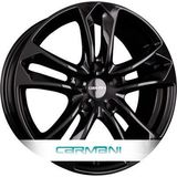 Carmani 5 Arrow 7x16 ET22 4x108 65.1