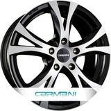 Carmani 9 Compete 7x16 ET35 5x112 66.6 H2