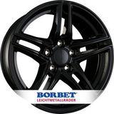 Borbet XR 7.5x16 ET40 5x112 66.6